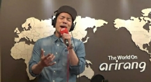 lee changmin on arirang radio