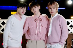 sungmin, lex, and Seongri