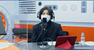 Kim Seungri at Arirang Radio